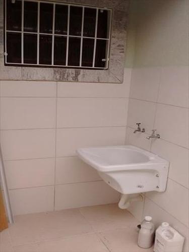 ref.: 151949700 - casa em praia grande, no bairro maracana - 2 dormitórios