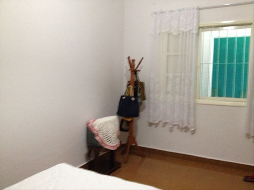 ref.: 151950600 - casa em praia grande, no bairro ocian - 2 dormitórios