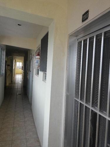 ref.: 151957000 - apartamento em praia grande, no bairro guilhermina - 1 dormitórios