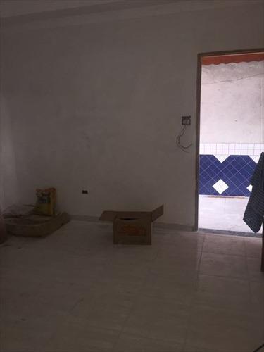 ref.: 151957900 - casa em praia grande, no bairro sitio do campo - 3 dormitórios