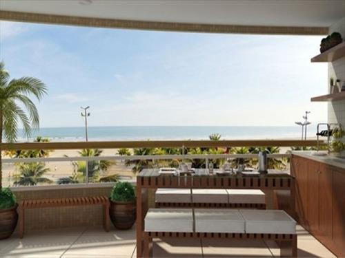 ref.: 151958200 - apartamento em praia grande, no bairro boqueirao - 4 dormitórios