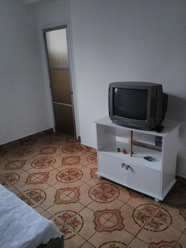 ref.: 151967500 - apartamento em praia grande, no bairro guilhermina - 1 dormitórios