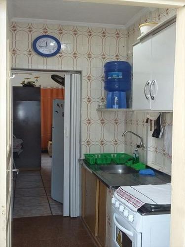 ref.: 151967800 - apartamento em praia grande, no bairro guilhermina - 1 dormitórios