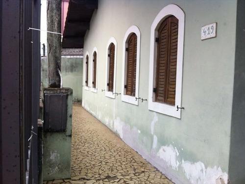 ref.: 151968400 - casa em praia grande, no bairro caicara - 2 dormitórios