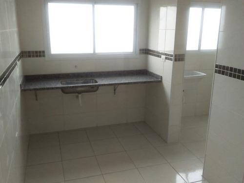 ref.: 151969400 - apartamento em praia grande, no bairro tupi - 2 dormitórios
