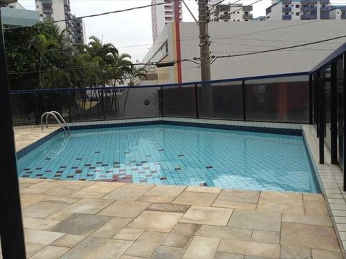 ref.: 151975900 - apartamento em praia grande, no bairro ocian - 2 dormitórios