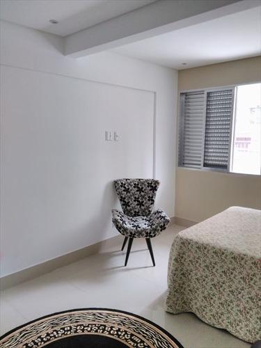 ref.: 151977000 - apartamento em praia grande, no bairro guilhermina - 1 dormitórios