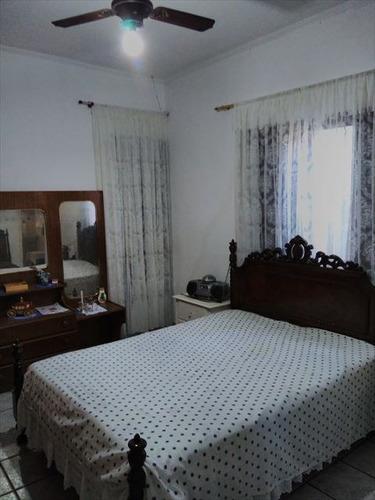 ref.: 151977400 - casa em praia grande, no bairro guilhermina - 2 dormitórios