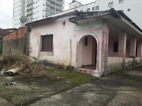 ref.: 151978100 - casa em praia grande, no bairro guilhermina - 1 dormitórios