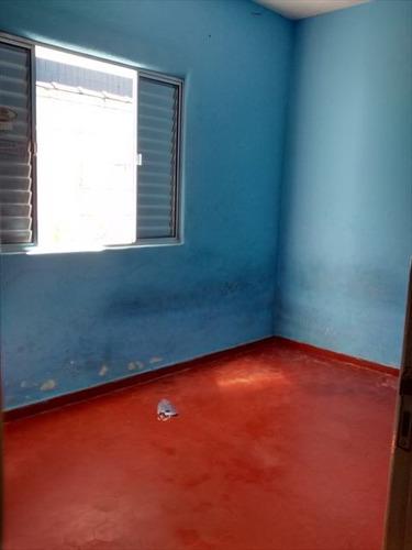 ref.: 151980800 - casa em praia grande, no bairro ocian - 2 dormitórios