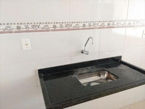 ref.: 151987800 - casa em praia grande, no bairro ribeiropolis - 1 dormitórios