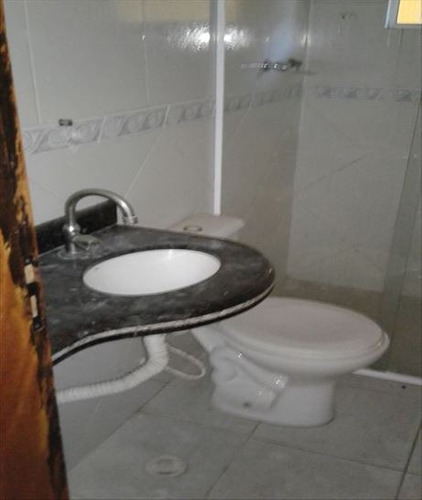 ref.: 151993100 - casa em praia grande, no bairro ocian - 2 dormitórios