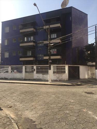 ref.: 151993300 - apartamento em praia grande, no bairro guilhermina - 1 dormitórios