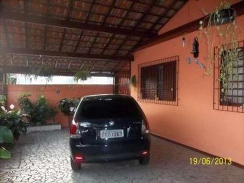 ref.: 151994000 - casa em praia grande, no bairro maracana - 2 dormitórios