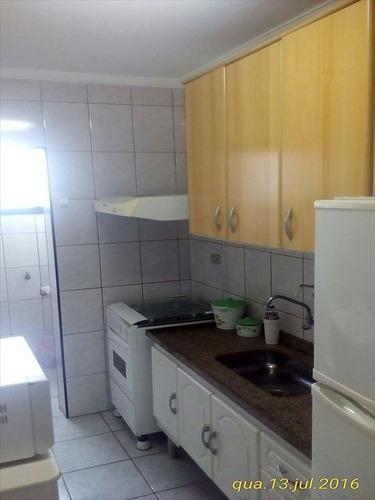 ref.: 151995200 - apartamento em praia grande, no bairro tupi - 1 dormitórios