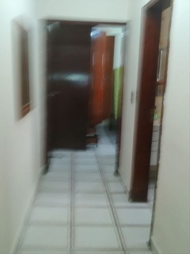 ref.: 151996100 - casa em praia grande, no bairro guilhermina - 2 dormitórios