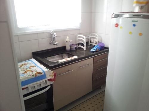 ref.: 151997100 - apartamento em praia grande, no bairro mirim - 1 dormitórios