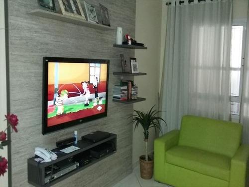 ref.: 151998000 - casa em praia grande, no bairro guilhermina - 3 dormitórios