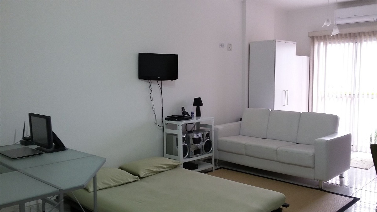 ref.: 152 - apartamento em praia grande, no bairro tupi