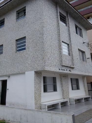 ref.: 152005000 - apartamento em praia grande, no bairro guilhermina - 1 dormitórios