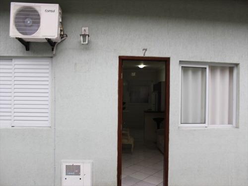 ref.: 152007500 - casa condomínio fechado em praia grande, no bairro vila sonia - 2 dormitórios