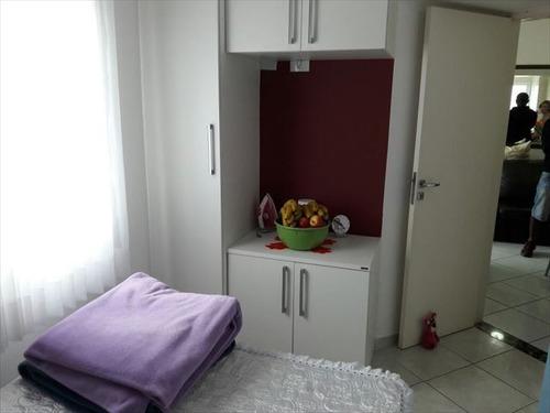 ref.: 152009500 - apartamento em praia grande, no bairro canto do forte - 2 dormitórios