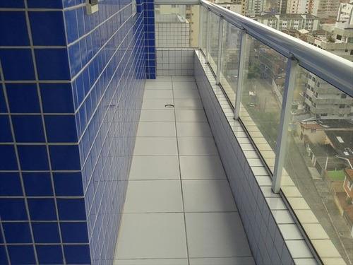 ref.: 152011100 - apartamento em praia grande, no bairro aviacao - 3 dormitórios