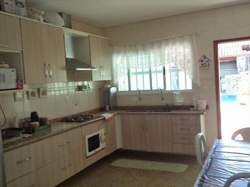 ref.: 152013000 - casa em praia grande, no bairro tupi - 3 dormitórios