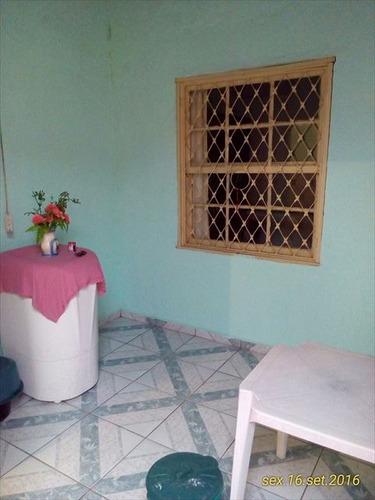 ref.: 152018400 - casa em praia grande, no bairro ocian - 2 dormitórios