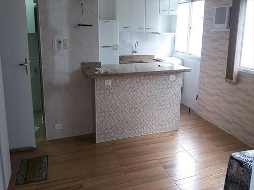 ref.: 152019000 - apartamento em praia grande, no bairro canto do forte - 1 dormitórios