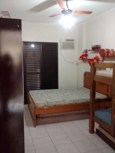 ref.: 152019300 - apartamento em praia grande, no bairro guilhermina - 1 dormitórios