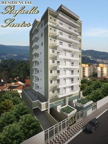 ref.: 152020700 - apartamento em praia grande, no bairro mirim - 1 dormitórios