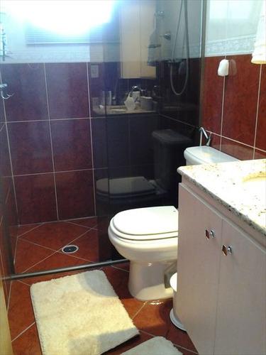 ref.: 152021300 - apartamento em praia grande, no bairro guilhermina - 2 dormitórios