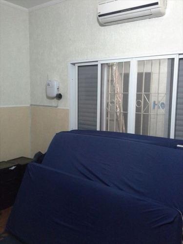 ref.: 152023700 - casa em praia grande, no bairro ocian - 2 dormitórios