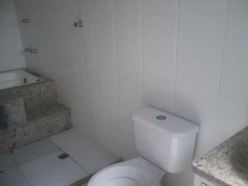 ref.: 152025400 - casa em praia grande, no bairro guilhermina - 3 dormitórios