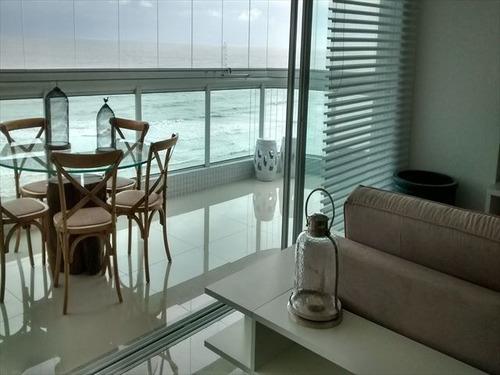 ref.: 152031000 - apartamento em praia grande, no bairro canto do forte - 3 dormitórios