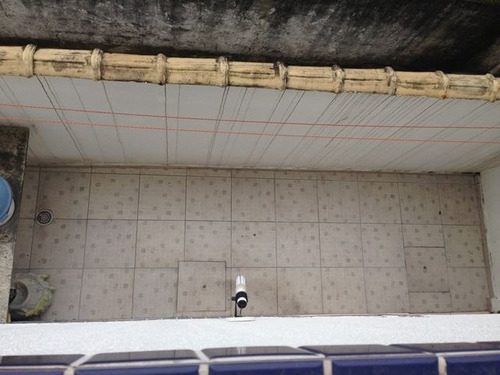 ref.: 152032700 - casa condomínio fechado em praia grande, no bairro guilhermina - 2 dormitórios