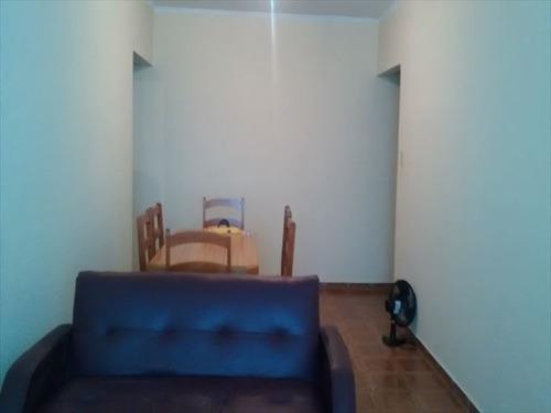 ref.: 152037600 - apartamento em praia grande, no bairro canto do forte - 2 dormitórios