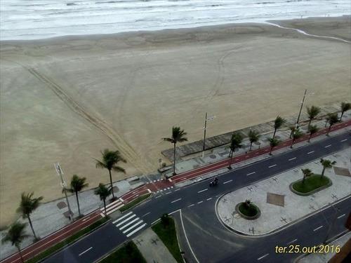 ref.: 152038000 - apartamento em praia grande, no bairro guilhermina - 3 dormitórios