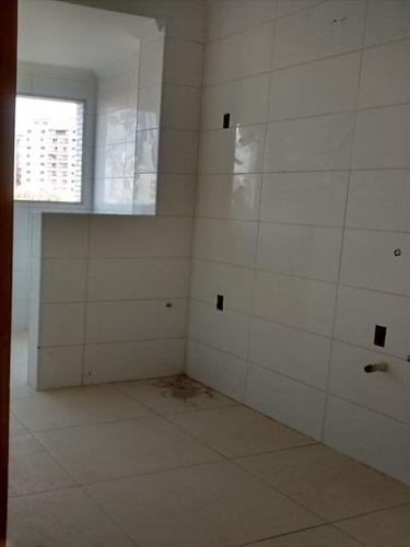 ref.: 152040900 - apartamento em praia grande, no bairro tupi - 2 dormitórios