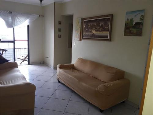 ref.: 152044300 - apartamento em praia grande, no bairro guilhermina - 1 dormitórios