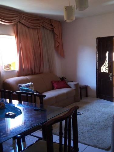 ref.: 152045600 - casa em praia grande, no bairro ocian - 2 dormitórios