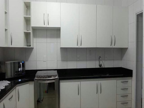 ref.: 152047800 - apartamento em praia grande, no bairro guilhermina - 2 dormitórios