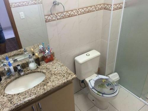 ref.: 152049500 - apartamento em praia grande, no bairro guilhermina - 3 dormitórios