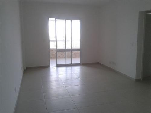 ref.: 152056900 - apartamento em praia grande, no bairro guilhermina - 2 dormitórios