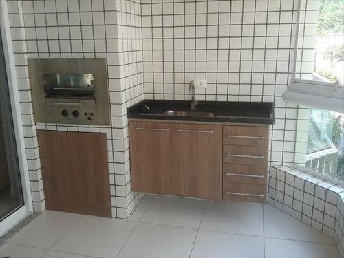 ref.: 152057200 - apartamento em praia grande, no bairro canto do forte - 3 dormitórios