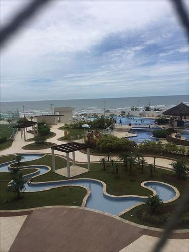 ref.: 152059600 - apartamento em praia grande, no bairro mirim - 2 dormitórios