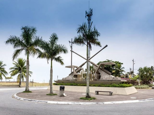 ref.: 152060600 - apartamento em praia grande, no bairro canto do forte - 2 dormitórios