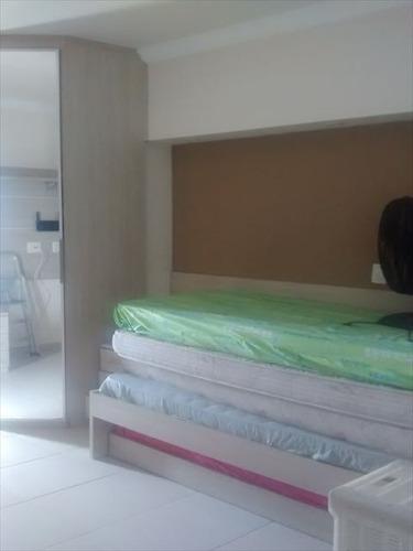 ref.: 152069300 - apartamento em praia grande, no bairro guilhermina - 2 dormitórios