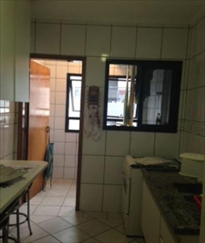 ref.: 152069900 - apartamento em praia grande, no bairro guilhermina - 1 dormitórios